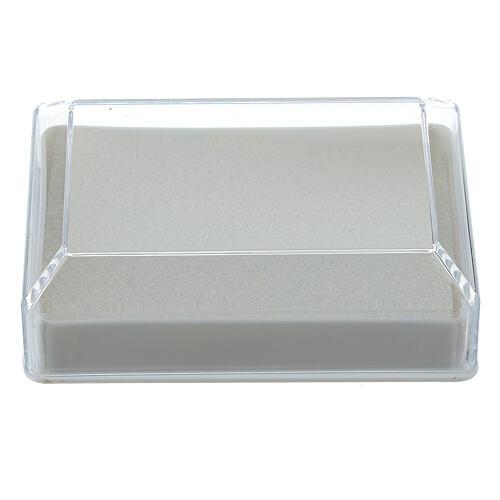 Boîte à chapelet coins arrondis 1