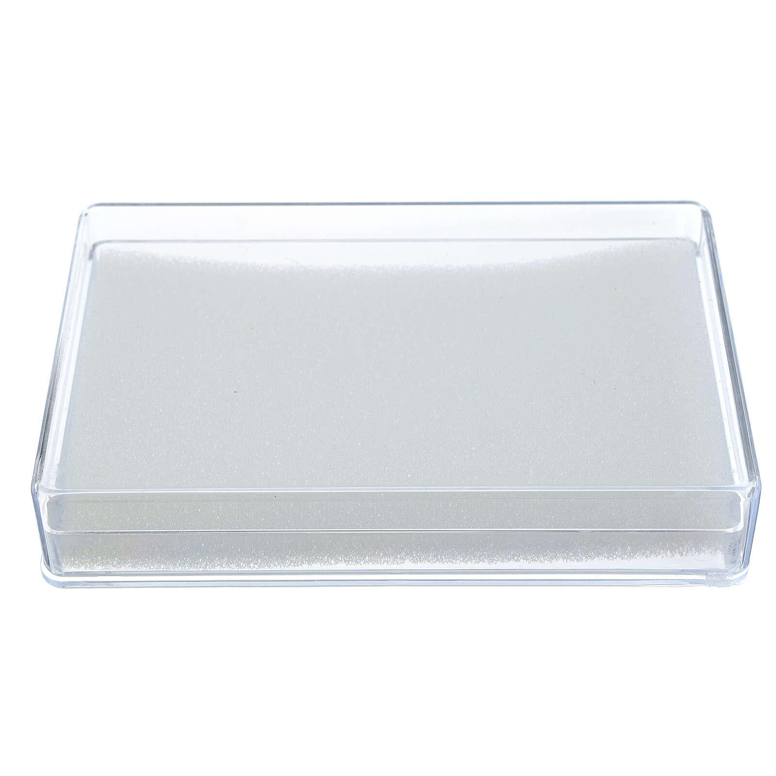 Boîte chapelet rectangulaire 4