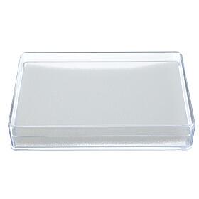 Boîte chapelet rectangulaire s1