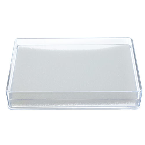 Boîte chapelet rectangulaire 1