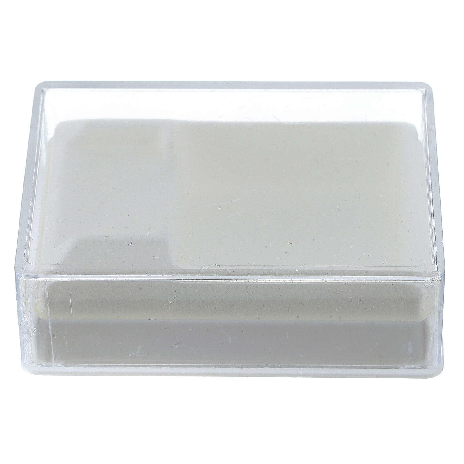 Boîte pour chapelet et médaille 4