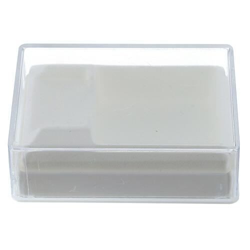 Boîte pour chapelet et médaille 1