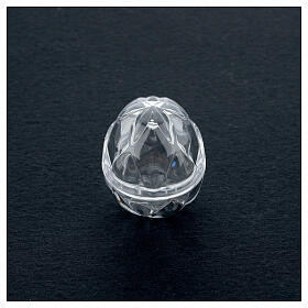 Huevo para rosario granos 3-4 mm s2