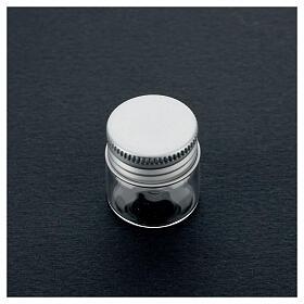 Barattolo portarosario grani 3-4 mm s3