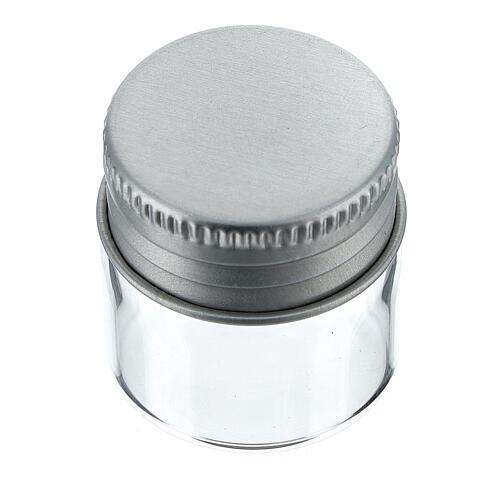 Barattolo portarosario grani 3-4 mm 1