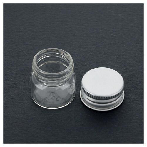Barattolo portarosario grani 3-4 mm 2
