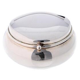 Portarosario in argento 925 liscio s1