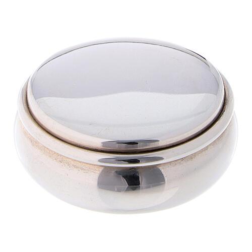 Portarosario 3 cm in argento 925 1