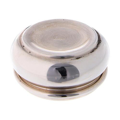 Portarosario 3 cm in argento 925 3