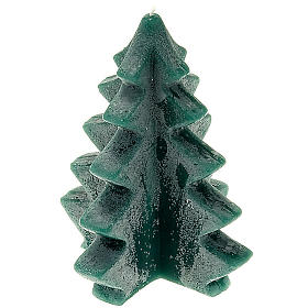 Vela navidad pino verde s1