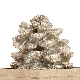 Vela de Navidad forma Piña s3