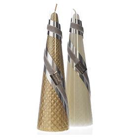 Vela navideña en forma de cono, varios modelos s2