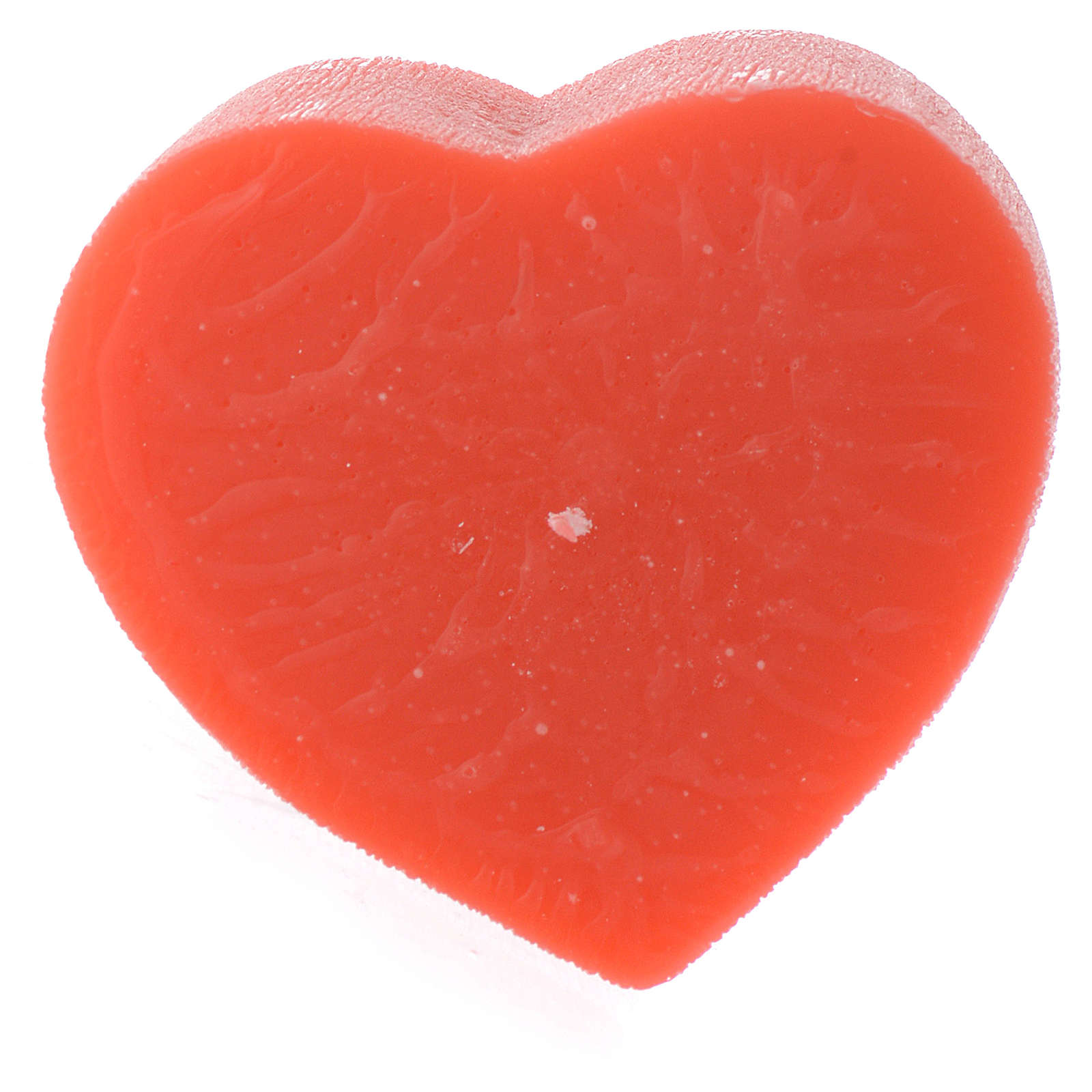 Scented heart shape candle, 65x110mm 3
