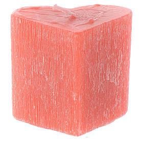 Bougie Coeur parfumé 55x65 mm s2