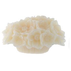 Bougie bouquet fleurs Stylnove s1