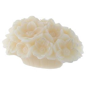 Bougie bouquet fleurs Stylnove s3
