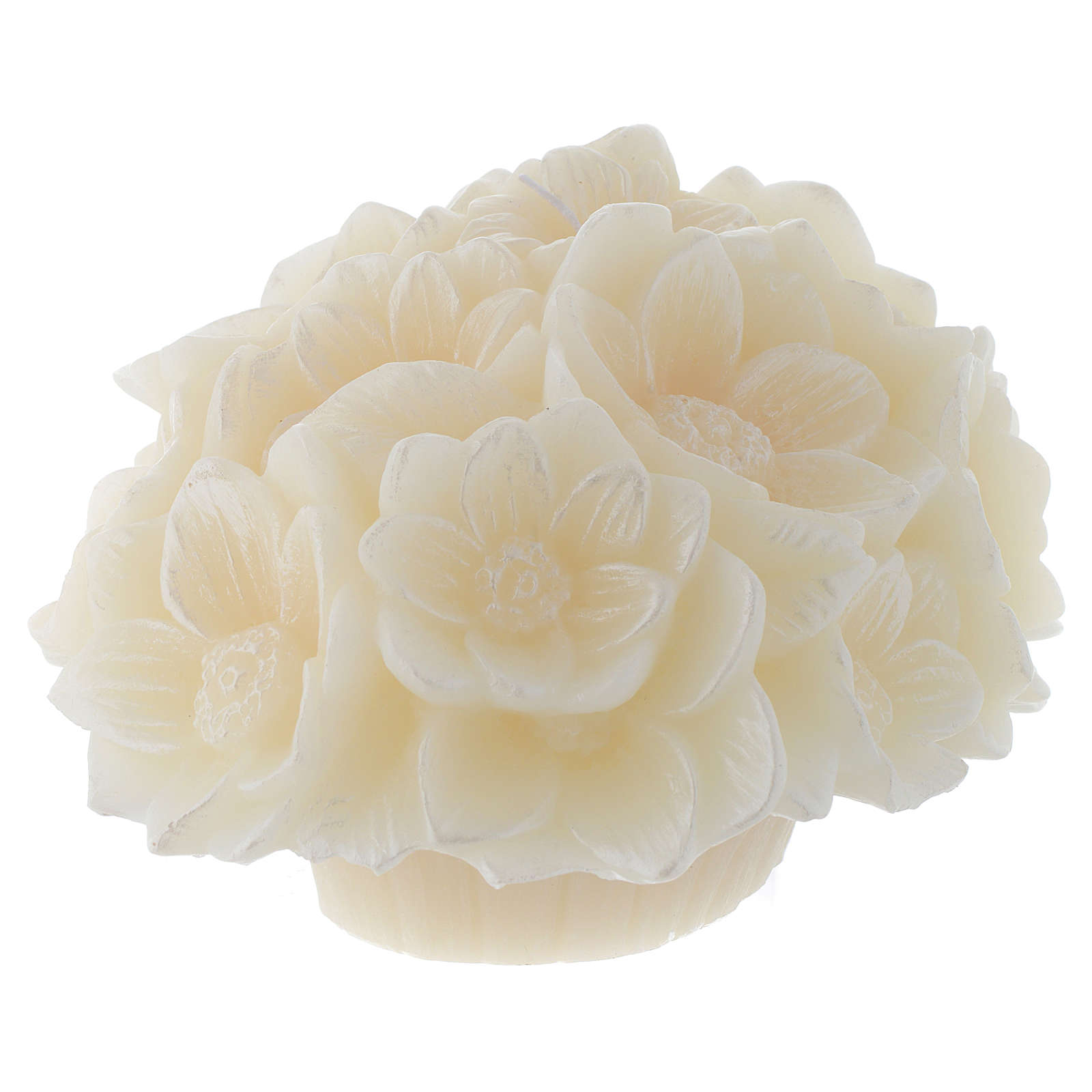 Flower Candle 3