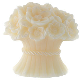 Bougie bouquet fleuri Stylnove s3