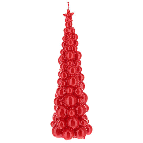 Christmas candle Moscow red tree 12 in 2