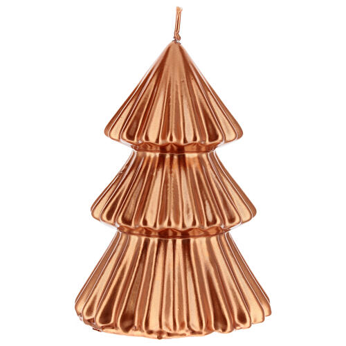 Copper Tokyo Christmas tree candle 7 in 2
