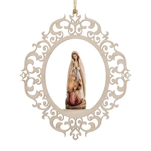 Decoración de navidad Señora la de Lourdes y Berna 1