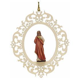 Decoración árbol Sagrado Corazón de Jesús s2