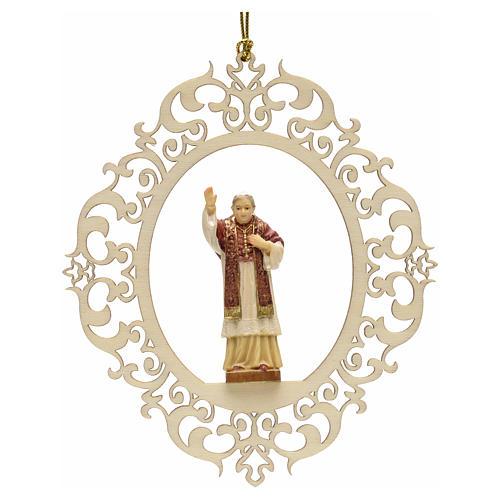 Christmas tree decor Pope Benedict XVI 1
