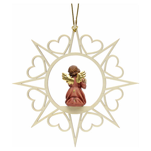 Christmas decoration angel with drum 2