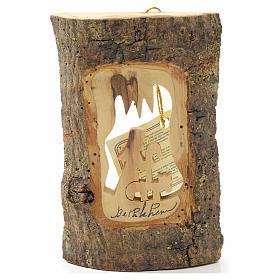 Adorno árbol olivo Tierra Santa tronco pastor s3