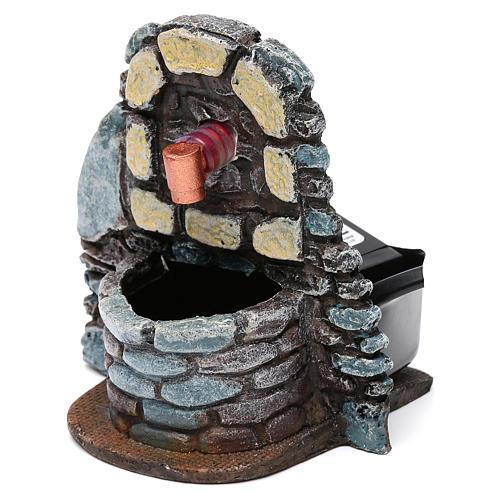 Fontana con pompa 9x7x10 2