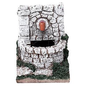Fontane Presepe: Fontana per presepe 13.5X8.5X10.5