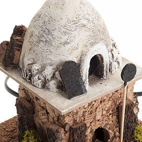 Nativity accessory, oven s4