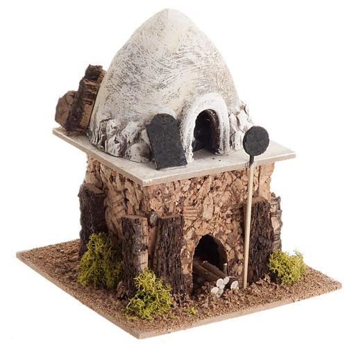 Nativity accessory, oven 1