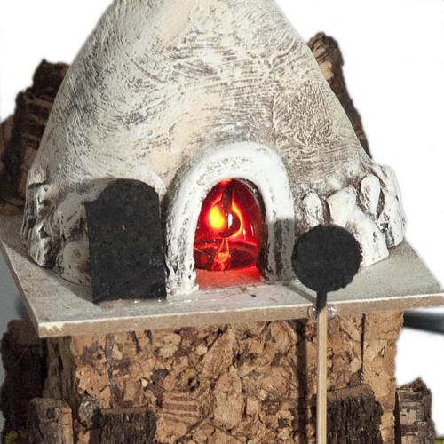 Nativity accessory, oven 6