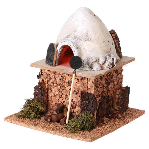 Nativity accessory, oven 2