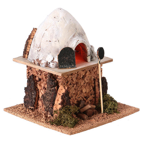 Nativity accessory, oven 3