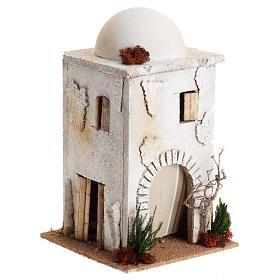Casa araba con cupola per presepe s1
