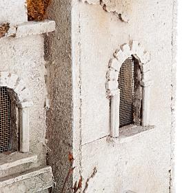 Casa araba con cupola e archi presepe s6
