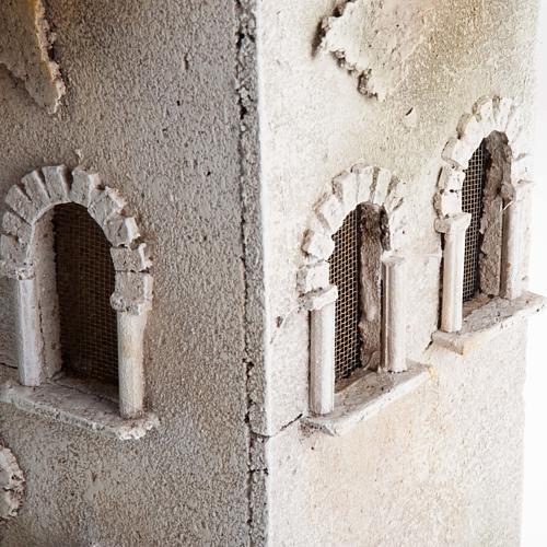 Casa araba con cupola e archi presepe 3