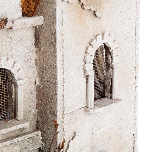 Casa araba con cupola e archi presepe 6