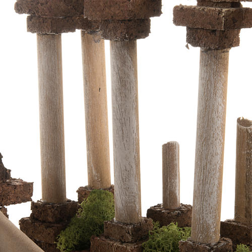 Antiguo foro romano pesebre 6