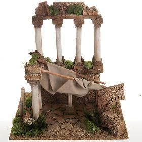 Antico foro romano presepe s1