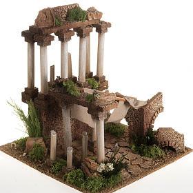 Antico foro romano presepe s2