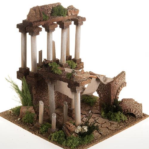Antico foro romano presepe 2