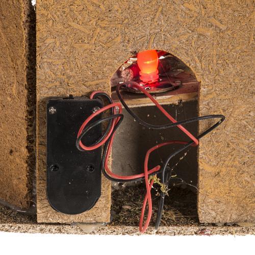 Horno pesebre batería y sacos de harina 4