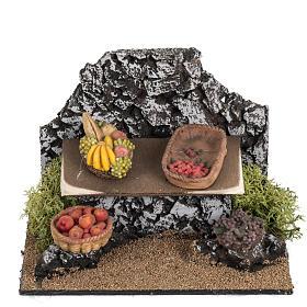 Banchetto frutta Fontanini villaggio cm 12 s1