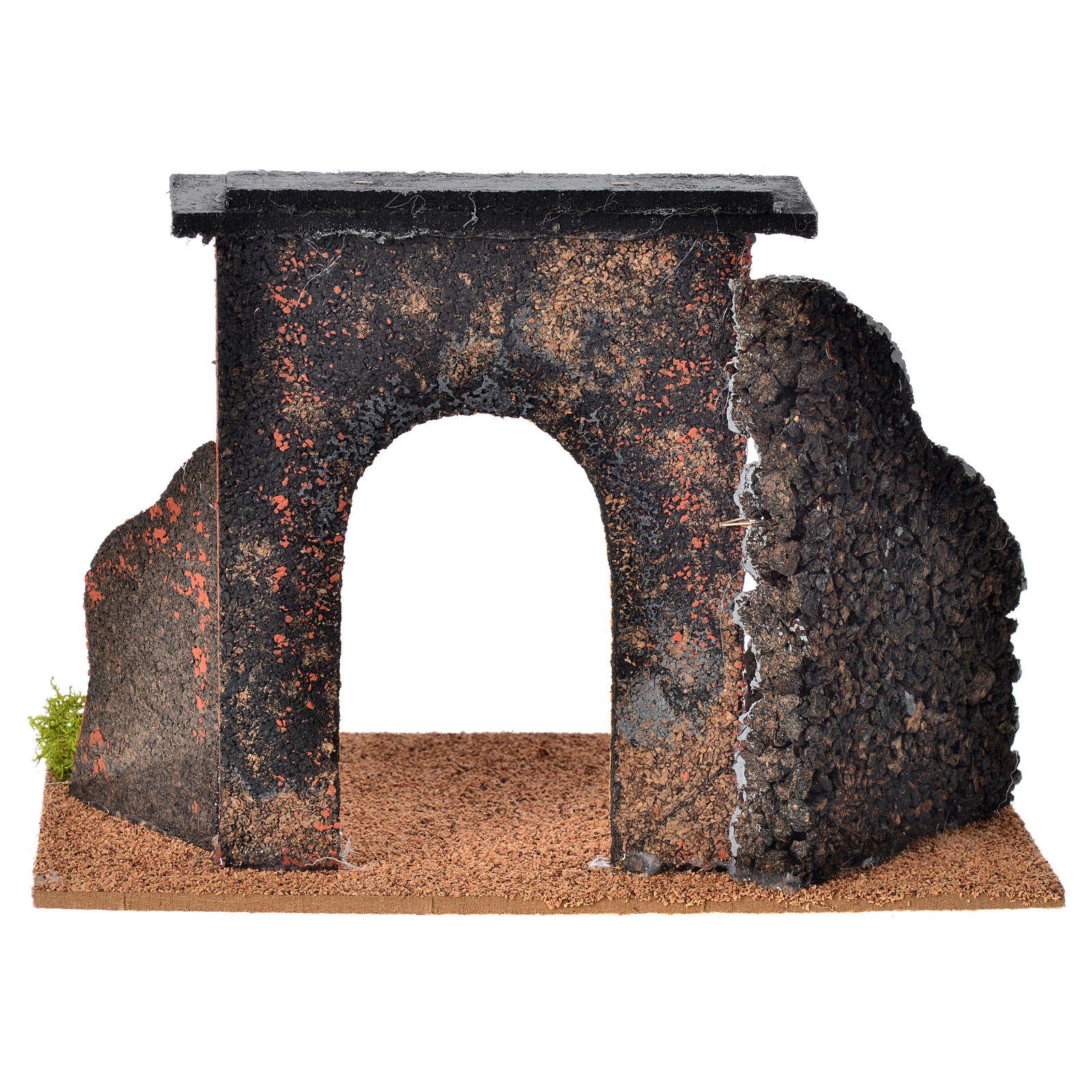 Arco para pesebre 12cm, Fontanini 4