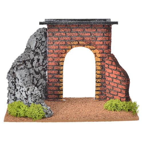 Arco para pesebre 12cm, Fontanini 3