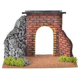 Archetto villaggio per presepe cm 12 Fontanini s3