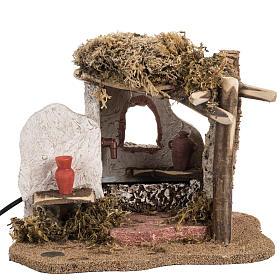 Fontanini nativity Scene fountain s3